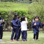 4月春の親子遠足